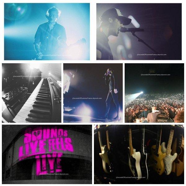 Le 6 avril 2016 Concert à Londres demain !