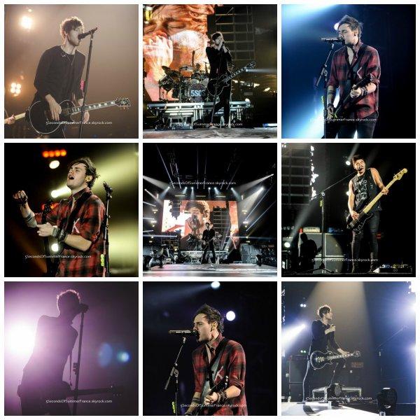 Le 7 avril 2016 Premier concert à Londres aujourd'hui !