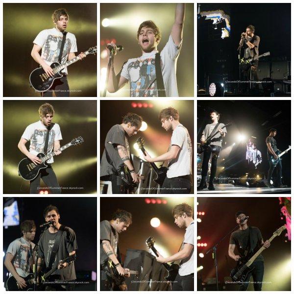 Le 11 avril 2016 Concert à Leeds aujourd'hui !