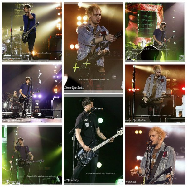 Le 21 mai 2016 Concert à Amsterdam aujourd'hui !