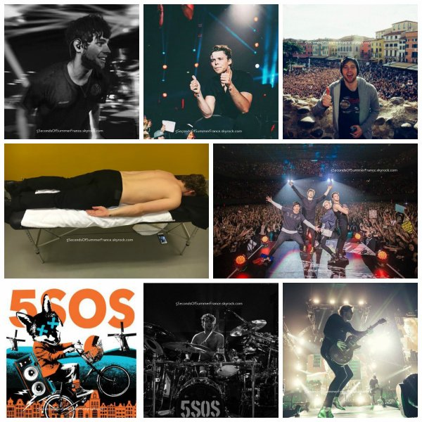 Le 22 mai 2016 Second concert à Amsterdam aujourd'hui !