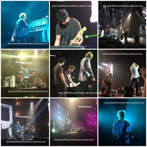 Le 8 juin 2016 Concert à Cologne aujourd'hui !