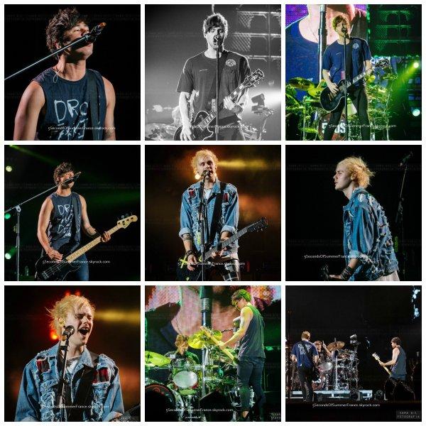 Le 30 juin 2016 Concert à Uncasville ce soir !