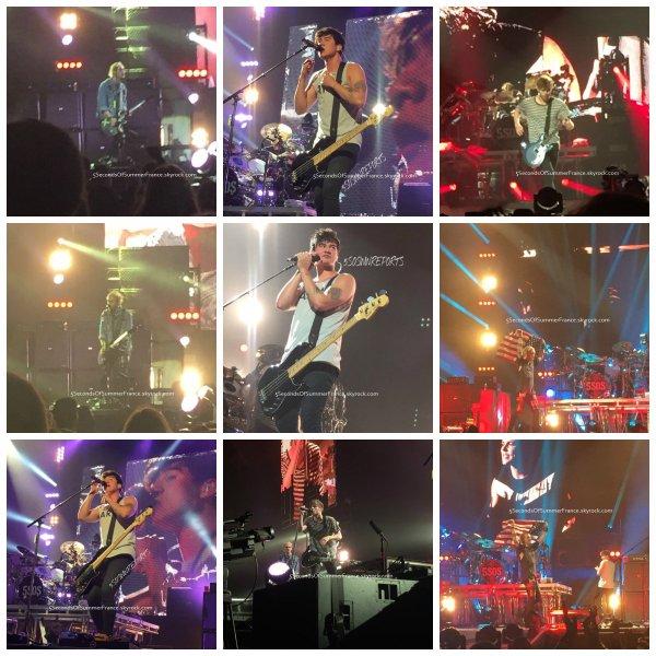 Le 1er juillet 2016 Second concert à Uncasville ce soir !