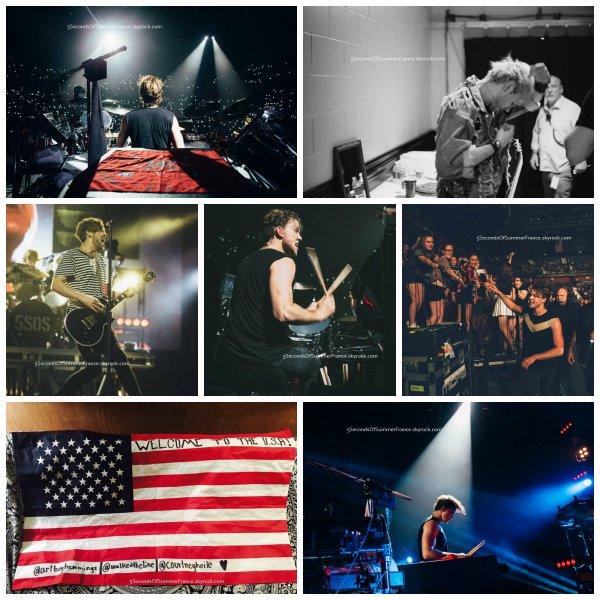 Le 2 juillet 2016 Concert à Hershey ce soir !