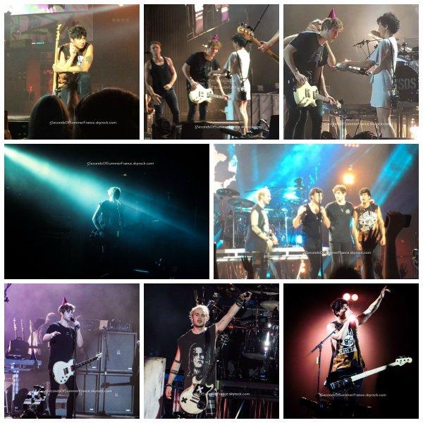 Le 17 juillet 2016 Concert à Charlotte demain !
