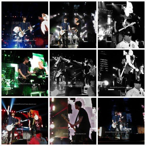 Le 23 juillet 2016 Concert à Nashville aujourd'hui !