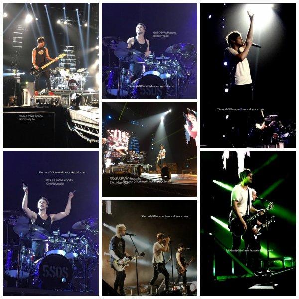 Le 28 juillet 2016 Concert à Moline demain !
