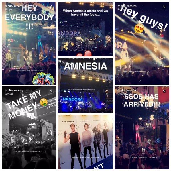 Le 14 août 2016 Plus que quelques jours avant la reprise de la tournée !