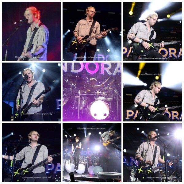 Le 17 août 2016 Concert à Tulsa demain !