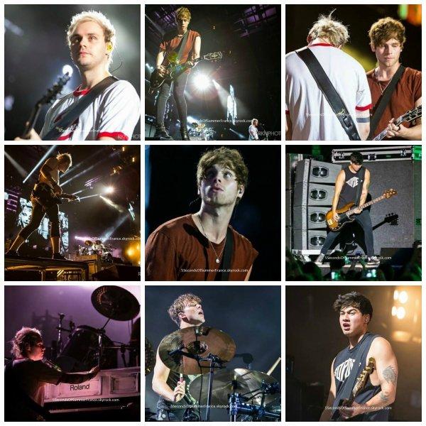 Le 20 août 2016 Concert à Kansas City aujourd'hui !