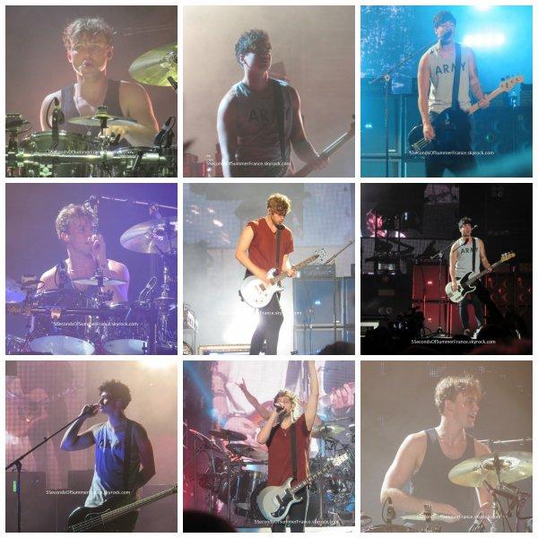 Le 24 août 2016 Concert à Denver aujourd'hui !