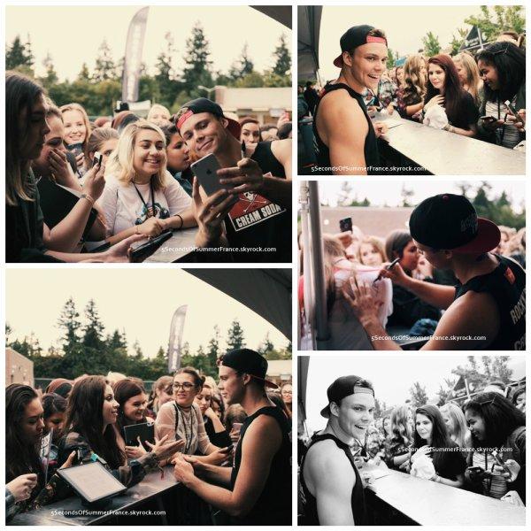 Le 1er septembre 2016 Concert à Mountain View demain !