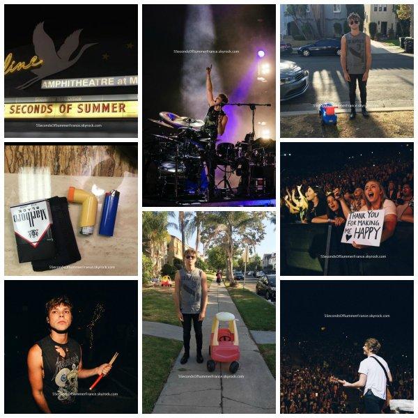 Le 7 septembre 2016 Concert à Inglewood aujourd'hui !