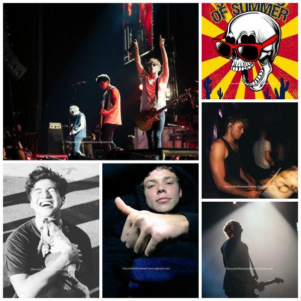 Le 11 septembre 2016 Concert à Albuquerque aujourd'hui !