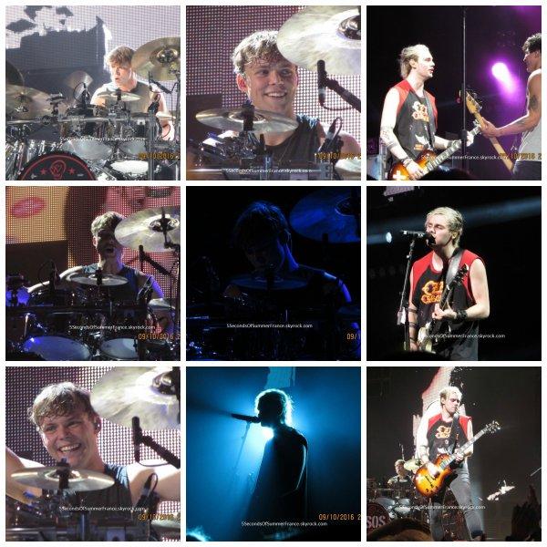 Le 14 septembre 2016 Concert à San Antonio aujourd'hui !