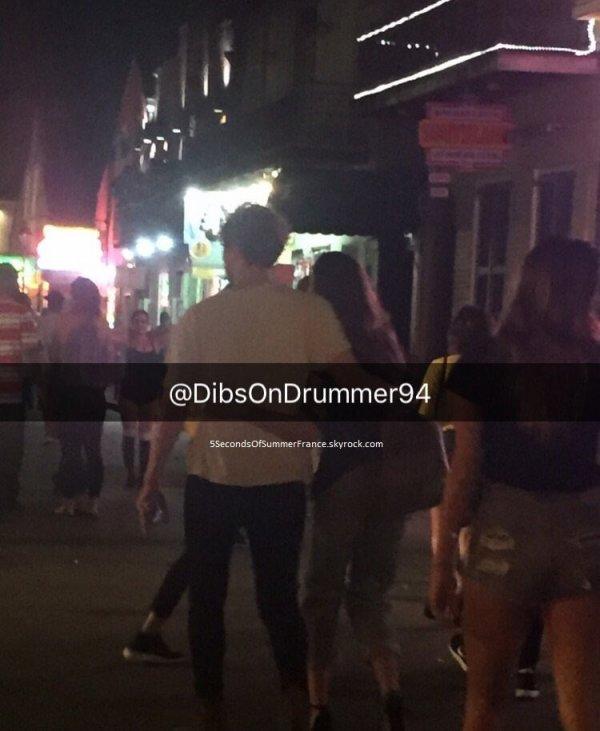 Le 16 septembre 2016 Concert à La Nouvelle Orléans aujourd'hui !