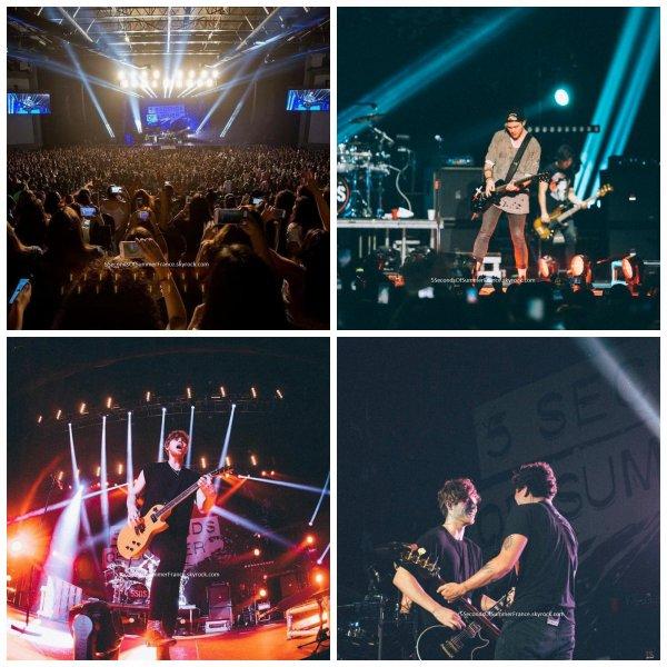 Le 23 septembre 2016 Premier concert à Mexico aujourd'hui !