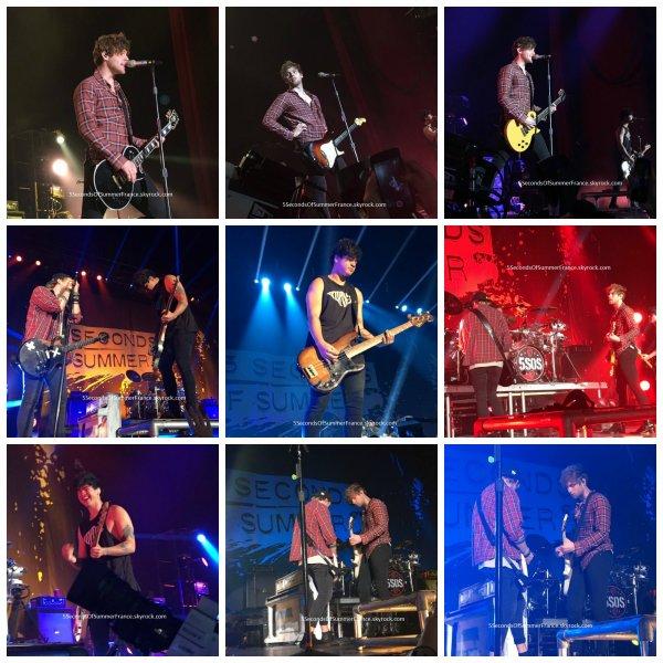 Le 27 septembre 2016 Concert à Melbourne après demain !