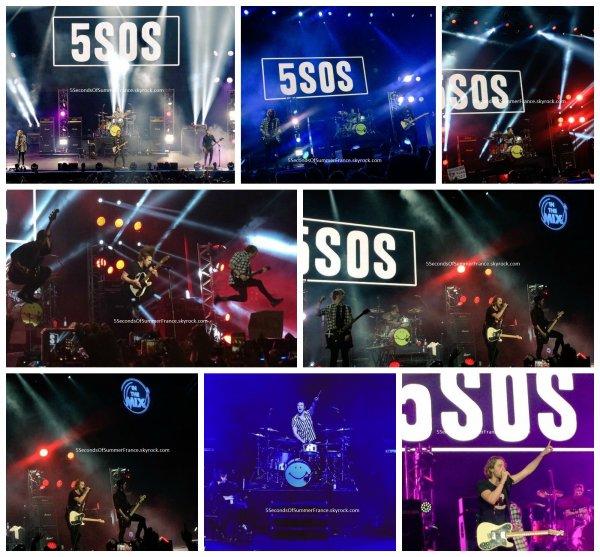 Le 18 août 2017 Les 5SOS seront à Tokyo demain !