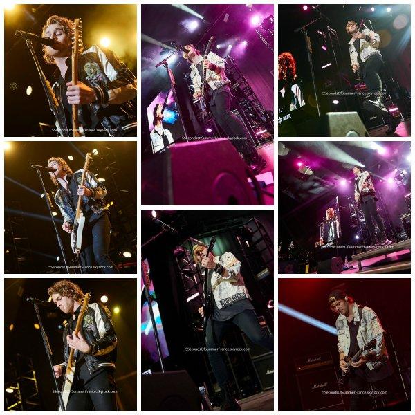 Le 4 septembre 2017 Le groupe performera à  Lima après demain !