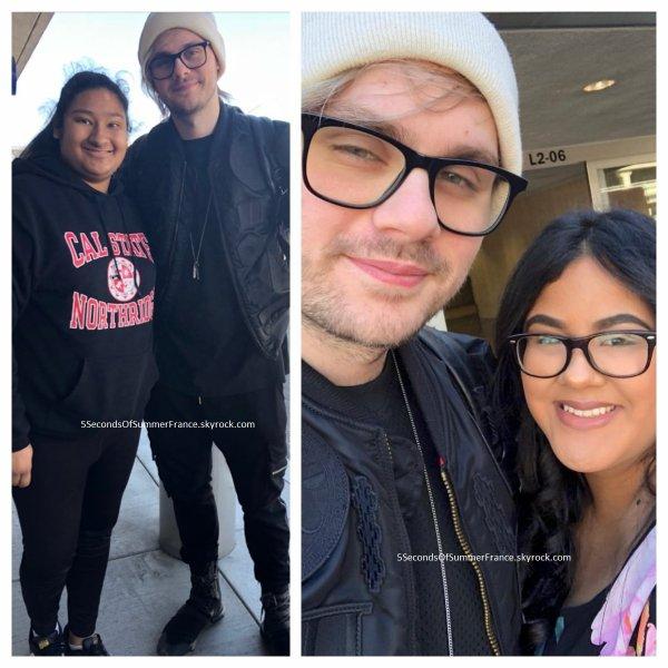 Le 26 février 2018 Le groupe est à New-York !