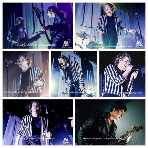 Le 23 mai 2018 Concert à Sydney demain !