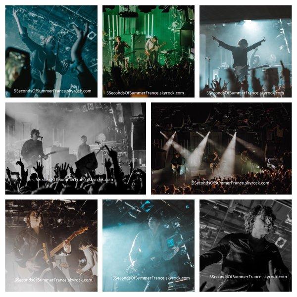 Le 24 mai 2018 Concert à Sydney aujourd'hui !