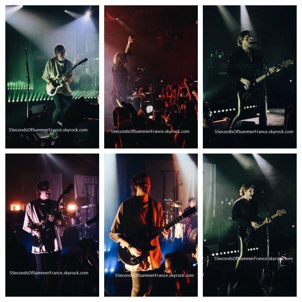 Le 6 juin 2018 Concert à Sao Paulo aujourd'hui !