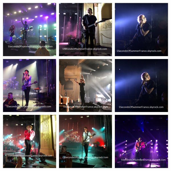 Le 17 août 2018 Concert à Perth demain !