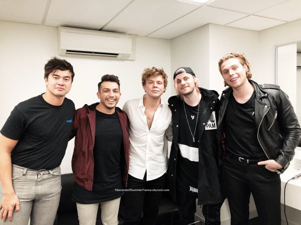 Le 19 août 2018 La tournée en Australie est terminée !