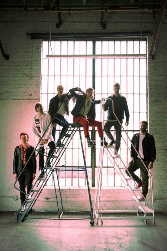 Le 8 février 2019 Le groupe fait de la promotion pour Who Do You Love !