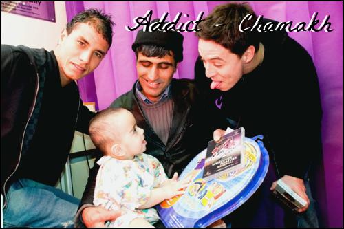 » {28} ADDICT - CHAMAKH |