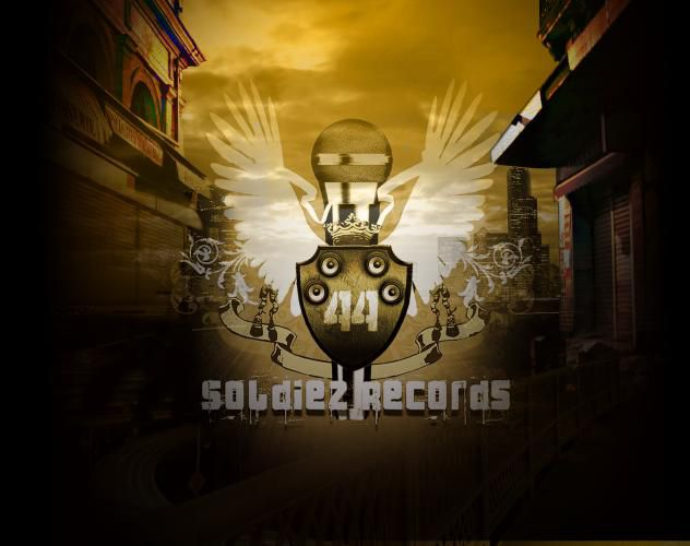 Soldiez Records Design