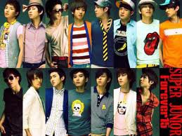 nos super junior <3