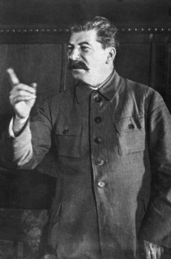 Citation de Joseph Staline