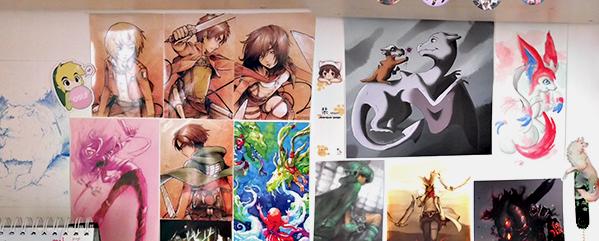 Japan expo 2014, récit d'une paumée, paumée au milieu de la foule ~