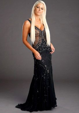 Maryse au Hall Of Fame 2010
