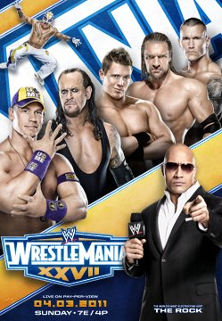 Affiches Wresltemania