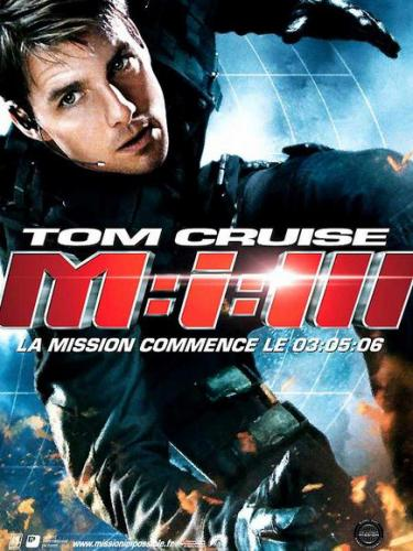 Mission impossible 3 3/5