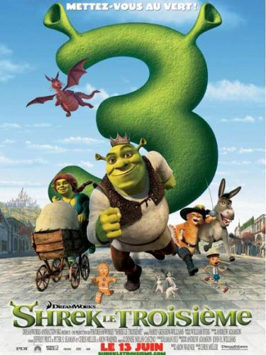Shrek 3 2/5