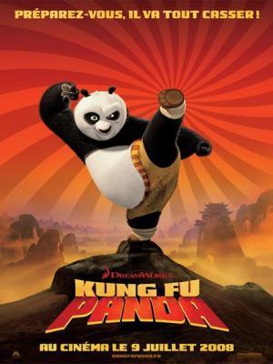 Kung Fu Panda 2.5/5