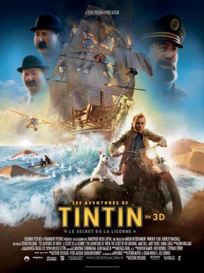 Tintin et le secret de la Licorne <<  2.5/5