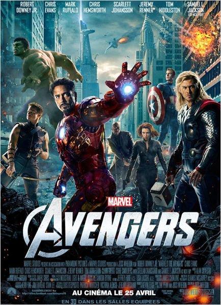 Avengers 2/5