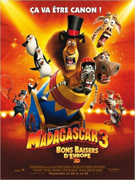Madagascar 3 :  4/5