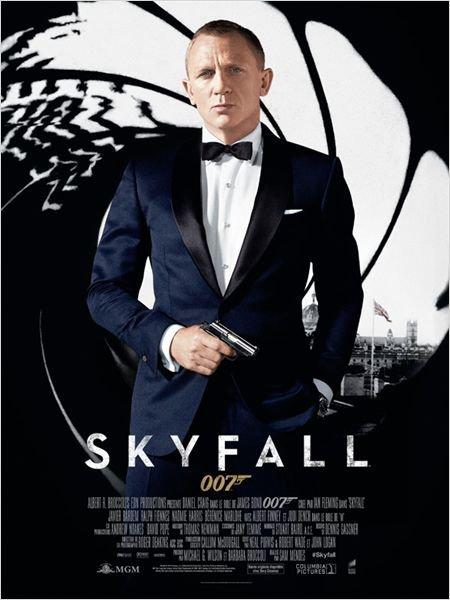 Skyfall : 4.5/5