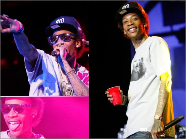 """• 03/04 : Wiz Khalifa s'assoit avec Fuse pour parler de son nouvel album """"Rolling Papers"""", son single """"Roll Up"""", Cassie et Mike Posner parle d'être en studio avec Wiz Khalifa."""
