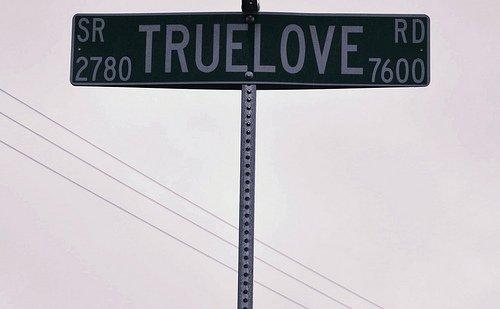 Take a walk on the truelove road ♥