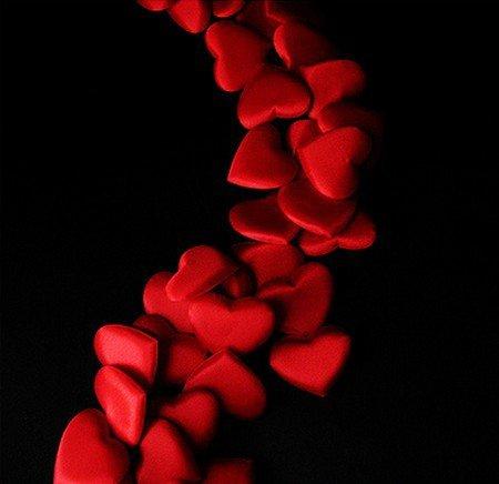 le jeu des coeurs