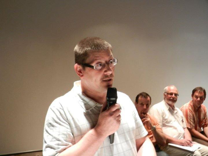 Franck LEPLUS - écrivain et auteur de théâtre
